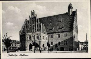 Ak Jüterbog in Brandenburg, Rathaus