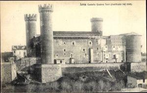Ak Torri del Benaco Veneto, Jurea, Castello Quattro Torri