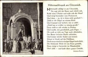 Ak Köln am Rhein, Mitternachtsspuk am Gürzenich