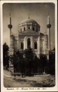 Ak Konstantinopel Istanbul Türkei, Mosquée Validé à Ak Sérai