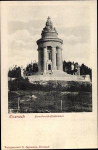 Ak Lutherstadt Eisenach in Thüringen, Burschenschaftsdenkmal