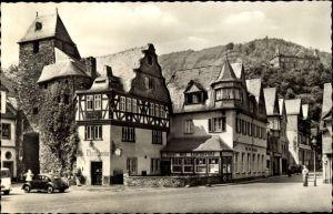 Ak Cochem im Landkreis Cochem Zell Rheinland Pfalz, Alte Thorschenke
