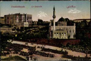 Ak Konstantinopel Istanbul Türkei, Le Selamlik