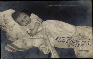 Ak Prinz Wilhelm von Preußen, der jüngste Hohenzoller, RPH 1416