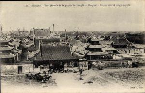 Ak Shanghai China, Longfa Pagode