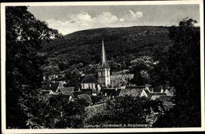 Ak Bad Bergzabern Rheinland Pfalz, Dörrenbach, Panorama