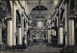 Ak Lecce Puglia, Interno del Duomo