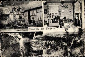 Ak Greimersburg Mosel, Enderttal, Gasthaus Goebels Mühle