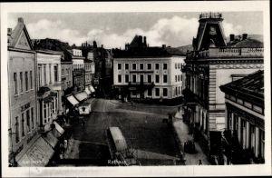 Ak Iserlohn im Märkischen Kreis, Blick auf das Rathaus