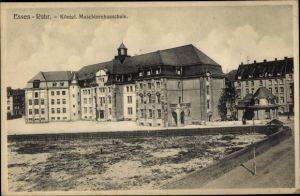Ak Essen im Ruhrgebiet, Kgl. Maschinenbauschule
