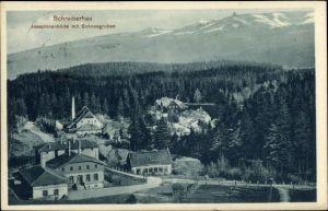 Ak Szklarska Poręba Schreiberhau Riesengebirge Schlesien, Josephinenhütte