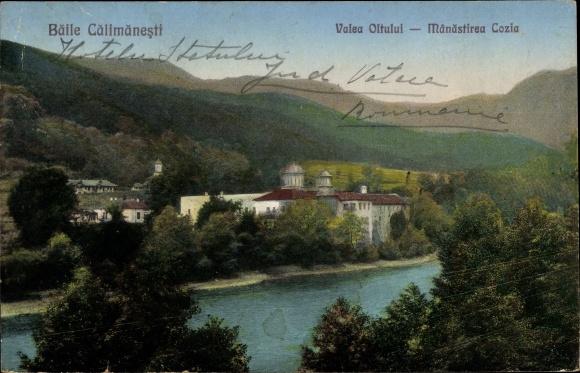 Ak Baile Calimanesti Rumänien, Valea Oltului, Manastirea Cozia