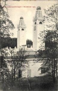 Ak Stockholm Schweden, Konstindustriutställningen 1909