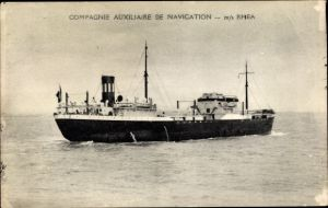 Ak Compagnie Auxiliaire de Navigation, MS Rhea