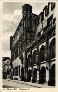 Ak Köln am Rhein, Gürzenich