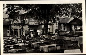 Ak Königslutter an der Elm, Waldrestaurant Lutterspring