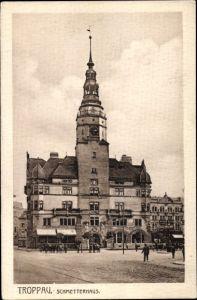 Ak Opava Troppau Reg. Mährisch Schlesien, Schmetterhaus