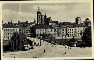 Ak Hradec Králové Königgrätz Stadt, Hradec kralove