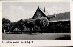 Ak Overath im Rheinisch Bergischen Kreis, Reichsbahnhof