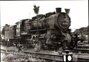 Ak Deutsche Eisenbahn, Lokomotive, Nr 58 2044, Baujahr 1917