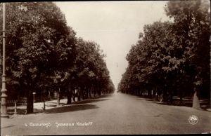 Ak București Bukarest Rumänien, Soseaua Kiseleff