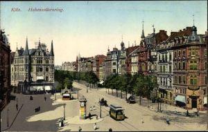 Ak Köln am Rhein, Hohenzollernring