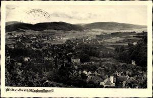 Ak Plettenberg im Märkischen Kreis, Gesamtansicht von Stadt und Umgebung