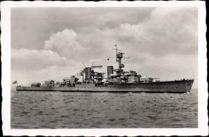 Foto Deutsches Kriegsschiff, Kreuzer Königsberg