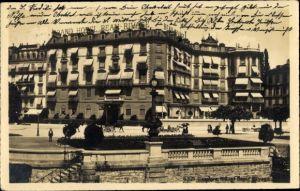 Ak Genève Genf Stadt, Hôtel Beau Rivage