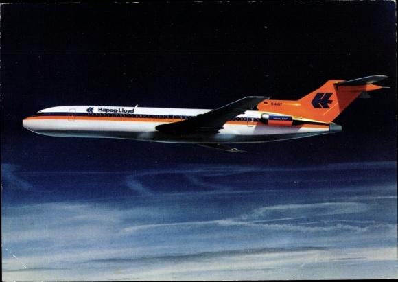 Ak Hapal Lloyd Boeing Jet 727-200, Passagierflugzeug, D-AHLT