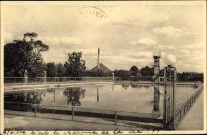 Ak Elisabethville Demokratische Republik Kongo Zaire, Le Lido, Bassin de natation