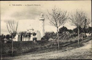 Ak Tizi Ouzou Algerien, La Nouvelle Mosquee