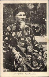 Ak Tonkin Vietnam, Riche Tonkinois