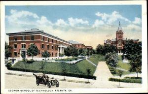 Ak Atlanta Georgia USA, Georgia School of Technology