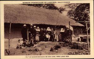 Ak Haut Tonkin Vietnam, Mission Dominicaine de Lang Son, La Saine Enfance de Don Dien