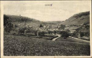 Ak Saint-Julien-lès-Gorze Lothringen Meurthe et Moselle, Vue Generale