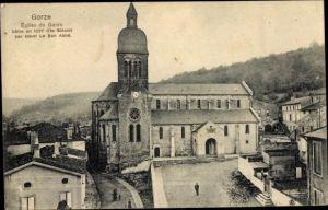 Ak Saint-Julien-lès-Gorze Lothringen Meurthe et Moselle, Eglise
