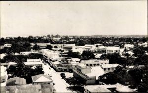 Ak Leopoldville DR Kongo Zaire, Vue panoramique