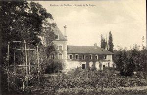Ak Gaillon Eure, Manoir de la Roque