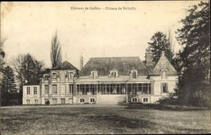Ak Gaillon Eure, Chateau du Valdailly