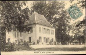 Ak Gaillon Eure, Chateau du Hazey