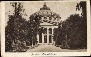 Ak București Bukarest Rumänien, Atheneul Român