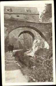 Ak Brassó Brașov Kronstadt Rumänien, Dupa ziduri, Graftpartie