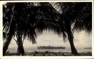 Ak Panama, San Blas Gulf