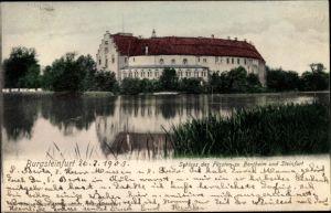 Ak Burgsteinfurt Steinfurt in Nordrhein Westfalen, Schloss des Fürsten zu Bentheim und Steinfurt