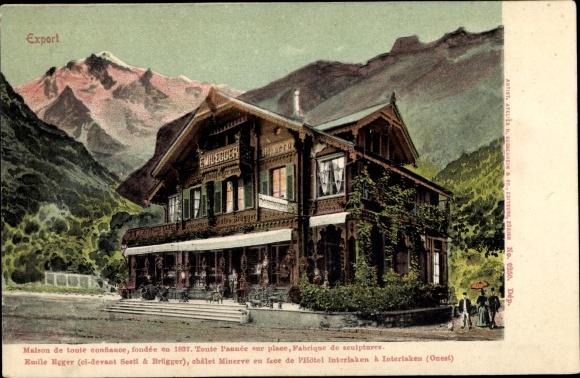 Bild zu Ak Kanton Bern, c...