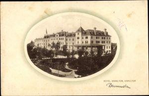 Passepartout Ak Hamilton Bermuda, Hotel Hamilton