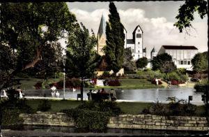 Ak Paderborn in Westfalen, Paderquellgebiet