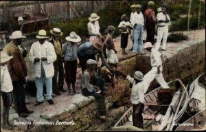 Ak Bermuda, Fisherman, Fischer, Boote