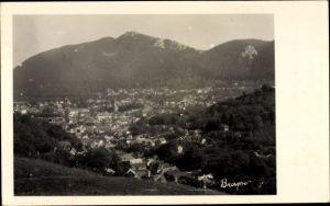 Ak Brassó Brașov Kronstadt Rumänien, Panorama vom Ort